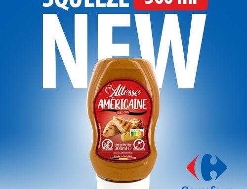 ALTESSE AMÉRICAINE @ Carrefour France